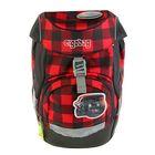 Рюкзак школьный эргономичная спинка для мальчика Ergobag 35*25*22 Prime LumBearjack EBA-SIN-001-997