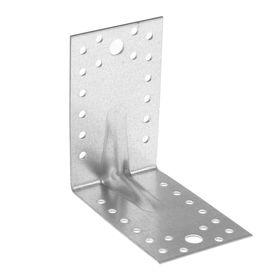Уголок крепежный усиленный TUNDRA krep, 105х105х65х2 мм