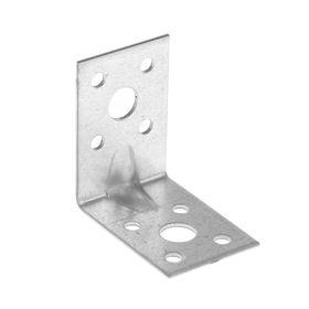 Уголок крепежный усиленный TUNDRA krep, 50х50х35х2 мм