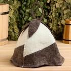 Банная шапка (колпак) КОЛОКОЛЬЧИК