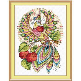 "Набор для вышивания ""Сказочная птица"""