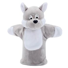"Кукла рукавичка ""Волк"""