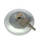 Крышка бензобака Nova Bright, с ключом, хром/металл