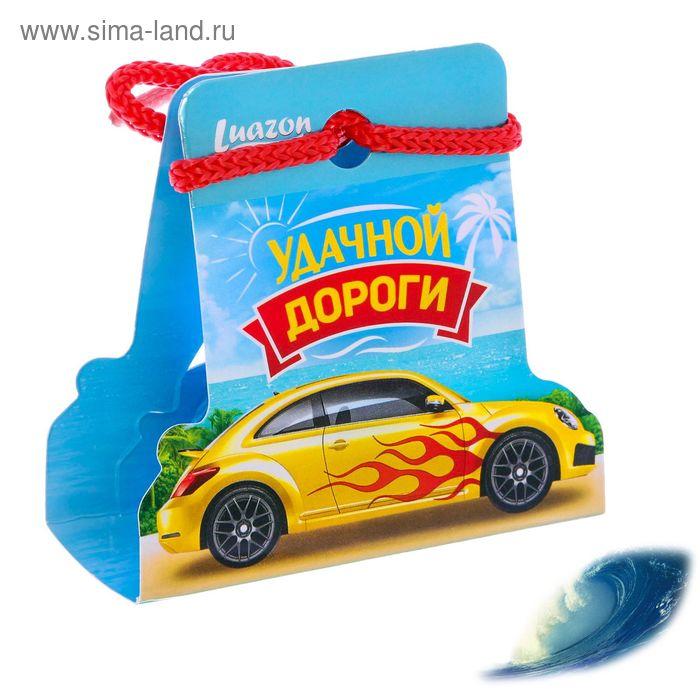 "Ароматизатор ""Удачной дороги"", серия Тачки"
