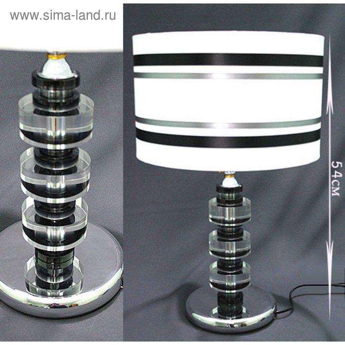 Светильник настольный высота, 54 см