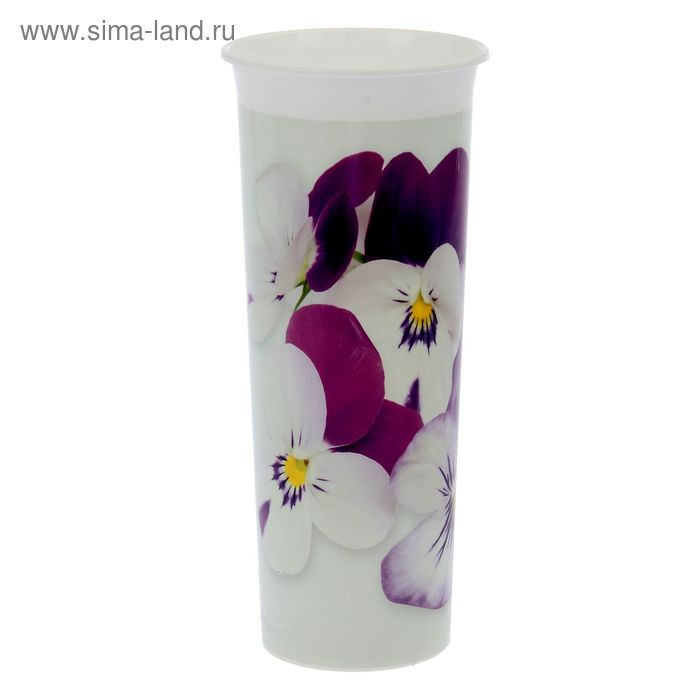 Ваза для цветов Фиалки D 112 mm/ 1,7 л