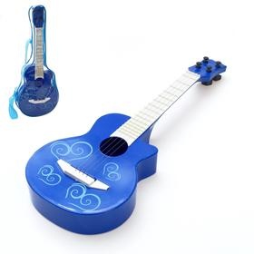 Гитара музыкальная, цвета МИКС
