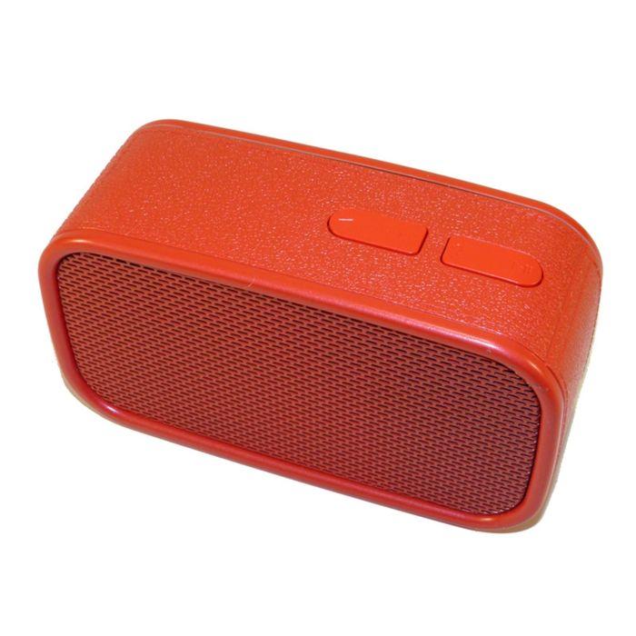 Портативная акустика Model-H944, Bluetooth, USB, micro SD, FM, красная