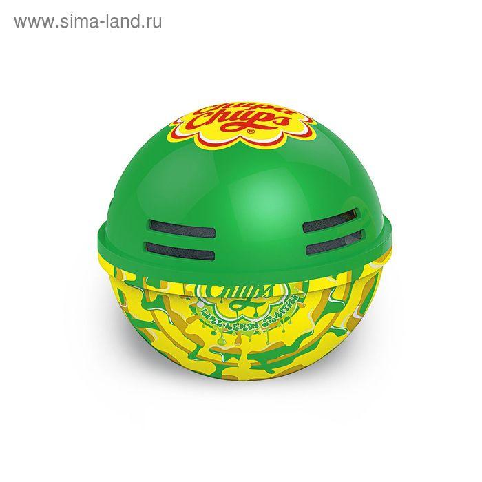 Ароматизатор на панель гелевый Chupa Chups, лайм-лимон, 100 г (CHP602)