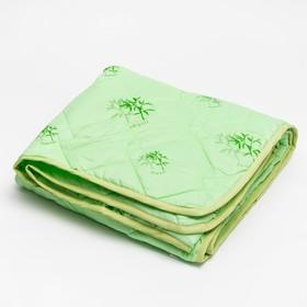 Одеяло 140*205 полиэстер, бамбуковое волокно 150г/м, сумка, МИРОМАКС Ош
