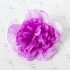 Сиреневый цветок для декора