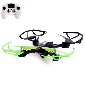 Квадрокоптер DH-X11DW, камера 0,3 Mpx, передача изображения на смартфон, Wi-Fi, барометр, МИКС Ош
