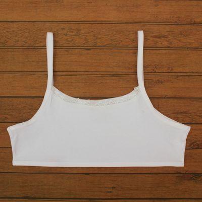 Топ для девочки, рост164 см, цвет белый CAJ 2305