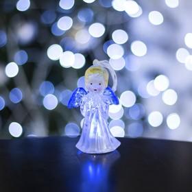 """Игрушка световая """"Ангел с молитвой"""" (батарейки в комплекте) 1 LED, RGB, цветной"""