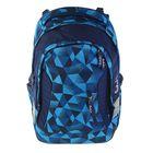 Рюкзак молодежный эргономичная спинка Ergobag 46*31*18 Satch Sleek Blue Crush, синий