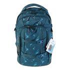 Рюкзак молодежный эргономичная спинка Ergobag 46*30*25 Satch Easy Breezy, темно-синий