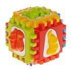Логический куб-сортер с вкладышами