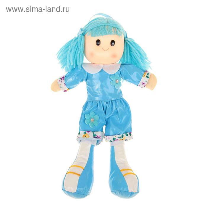 """Мягкая игрушка """"Кукла"""" в шортиках, на туфлях бант, цвета МИКС"""