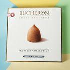 """Шоколадные конфеты т.м. """"BUCHERON"""" Трюфель классический в картоне 225г/6шт"""