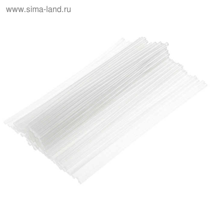 "Стержни клеевые ""TUNDRA basic"" D 7 х 300 мм, 1 кг, 85 шт"
