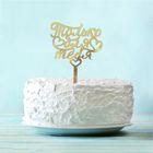 """Топпер в торт """"Только для тебя"""""""