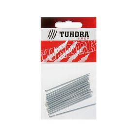 Гвозди финишные TUNDRA krep, 2х60 мм, оцинкованные, 20 шт. Ош