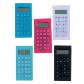 Калькулятор карманный 08-разрядный МИКС Ош