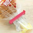 Набор зажимов для пакета 11/8 см, 4 шт, цвет МИКС