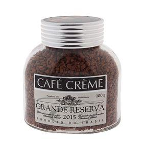 Кофе растворимый сублимированный CAFE CREME GRANDE RESERVA с/б 100г/6шт