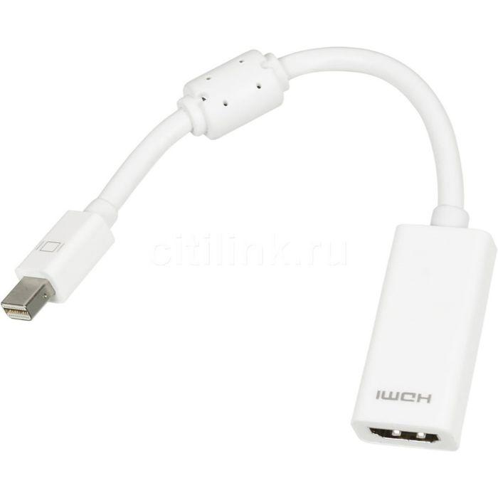 Адаптер Hama H-53246, mini DisplayPort - HDMI