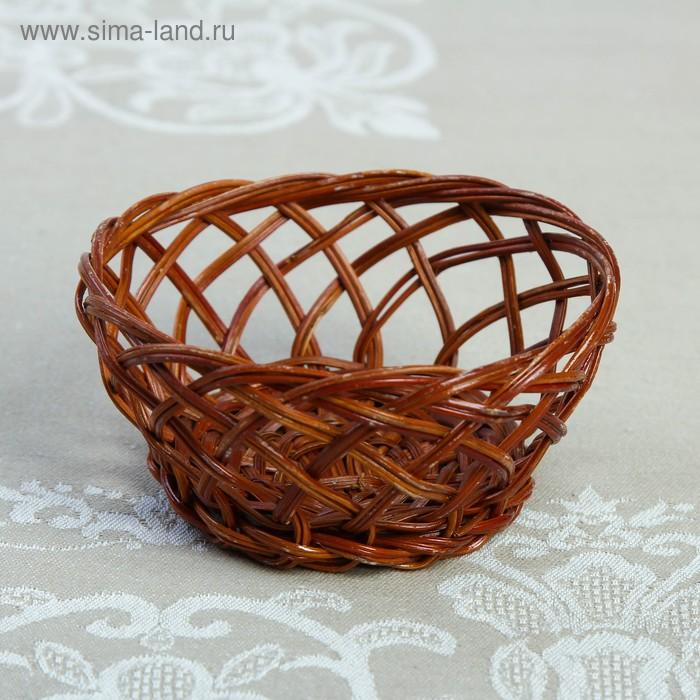 Конфетница, редкое плетение
