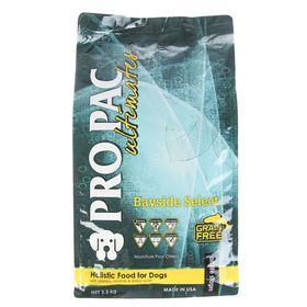 Сухой корм Pro Pac Ultimates Holistic беззерновой, белая рыба/картофель, 2,5 кг