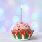 """Набор для выпекания кексов """"Веселый Новый Год""""елочки, набор 24 формочки"""