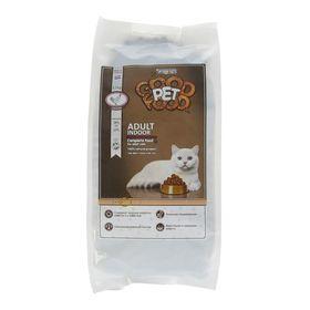 Сухой корм Good Pet Food Adult Indoor Cat для взрослых кошек, живущих в помещении, 1,5 кг Ош