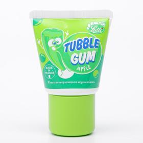 Жевательная резинка Lutti Tubble Gum Apple 35 r