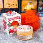 """Подарочный набор """"Любимой доченьке в Новый год!"""" скраб для тела с мочалкой, аромат абрикос"""