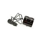 Разветивитель прикуривателя Wine USB & Triple Socket, 2 гнезда, с USB-входом, черный