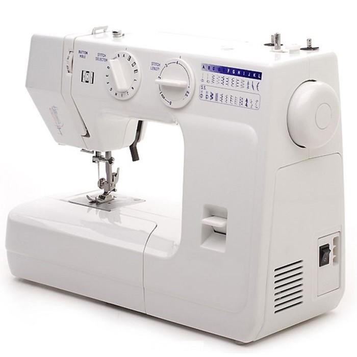 Швейная машина Dragonfly 515, 22 операций, полуавтоматическая обработка петли