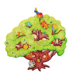 """Пазл """"Чудесное дерево"""", 39 элементов"""