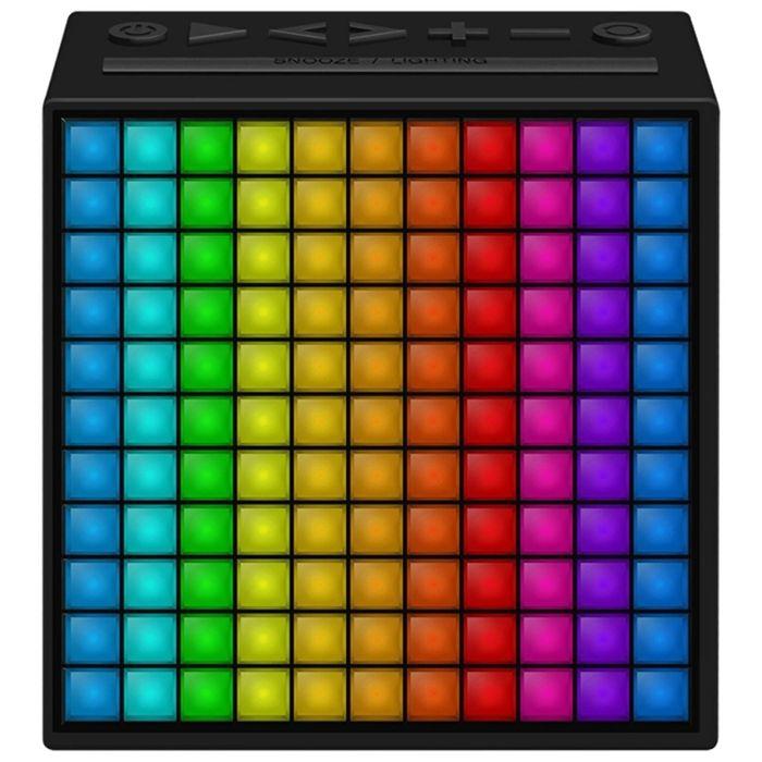 Акустическая система Divoom Timebox черная