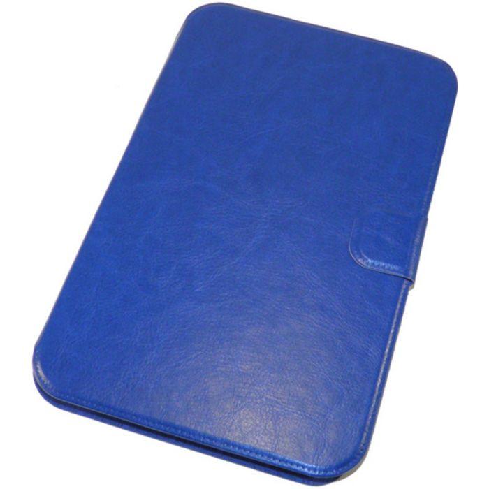 """Чехол для планшета 7"""" синий, силиконовый шелл (тех.упаковка)"""