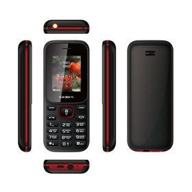 Сотовый телефон TEXET TM-128 Black Red