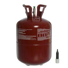 Портативный баллон с газом гелием, 2,7 МПа, на 30 шаров