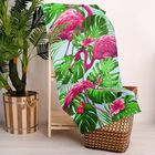 """Полотенце  """"Фламинго"""" 60х146 см, 100% хлопок  160гр/м2"""