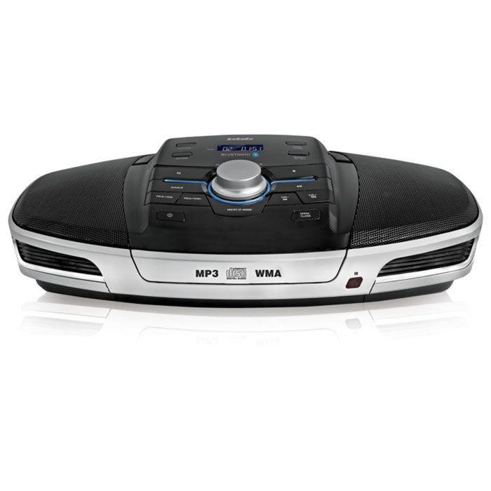 Магнитола BBK BX 900 BT, BLUETOOTH, CD MP, техн. Sonic Boom, USB, пульт, черный