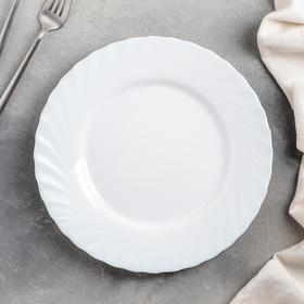Тарелка обеденная d=24,5 см Trianon
