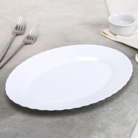 Блюдо овальное 29 см Trianon