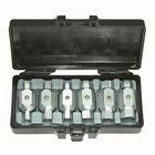 Набор ключей для маслосливных пробок6пр. в кейсе FORCE
