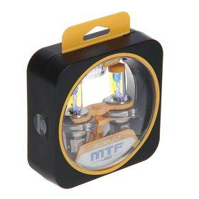 Набор ламп MTF, AURUM, H4, 12 В, 60/55 Вт, 3000K, HAU1204 Ош