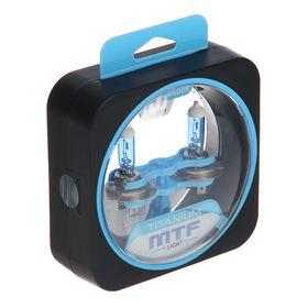Набор ламп MTF, TITANIUM, H7, 12 В, 55 Вт, 4400K, HTN1207 Ош